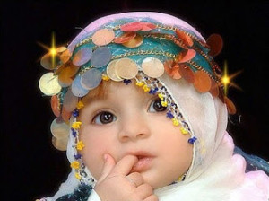 hijab baby 1